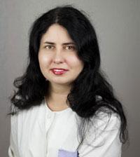 Врач дерматовенеролог, кандидат медицинских наук ИВ Мещерина